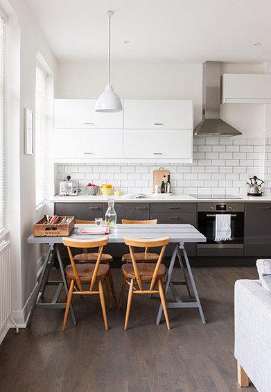 Фотография: Кухня и столовая в стиле Лофт, Интерьер комнат, HOFF, Советы – фото на InMyRoom.ru