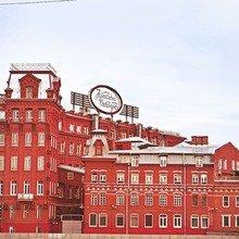 Фотография: Архитектура в стиле , Праздник, Индустрия, События, Новый Год – фото на InMyRoom.ru