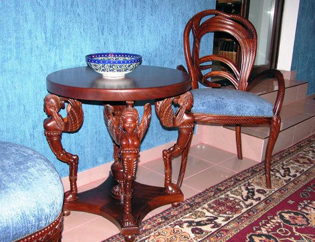 Фотография: Мебель и свет в стиле Восточный, Декор интерьера, Comptoir de Famille, Country Corner, Стол, Интерьерная Лавка, Журнальный столик – фото на InMyRoom.ru