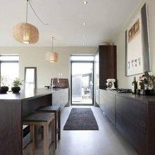 Фото из портфолио Дом в Дании с потрясающей кухней – фотографии дизайна интерьеров на INMYROOM