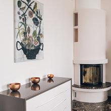 Фотография: Гостиная в стиле Скандинавский, Дом, Дома и квартиры, Проект недели – фото на InMyRoom.ru