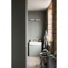 Фото из портфолио  Зелёные яркие пятна в интерьере – фотографии дизайна интерьеров на InMyRoom.ru