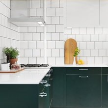 Фото из портфолио Fregattvägen 42 – фотографии дизайна интерьеров на InMyRoom.ru