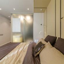 Фото из портфолио Спальня со стеклянным кубом – фотографии дизайна интерьеров на INMYROOM