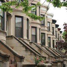 Фотография: Архитектура в стиле , Дом, Дома и квартиры, Перепланировка, Нью-Йорк – фото на InMyRoom.ru