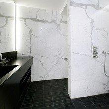 Фотография: Ванная в стиле Минимализм, Дома и квартиры, Городские места – фото на InMyRoom.ru
