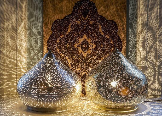 Фотография: Мебель и свет в стиле Современный, Восточный, Декор интерьера, Декор, Балдахин – фото на InMyRoom.ru