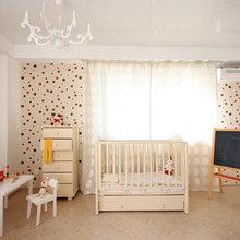 Фото из портфолио Белый минимализм – фотографии дизайна интерьеров на InMyRoom.ru