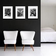 Фотография: Спальня в стиле Современный, Декор интерьера, Декор, Декор дома, Современное искусство – фото на InMyRoom.ru