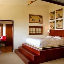 Фотография: Спальня в стиле Восточный, Квартира, Дом, Планировки, Советы, Ремонт на практике – фото на InMyRoom.ru