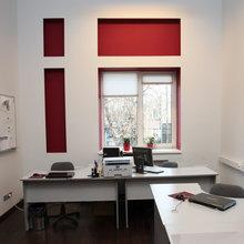 Фото из портфолио Офис OMI-design – фотографии дизайна интерьеров на INMYROOM
