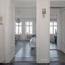 Фото из портфолио Квартира в старинном городе Швеции, г.Уппсала – фотографии дизайна интерьеров на InMyRoom.ru