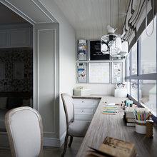 Фото из портфолио Пулковское ш. – фотографии дизайна интерьеров на INMYROOM