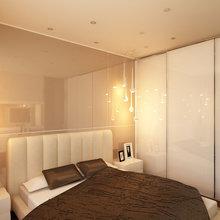 Фото из портфолио Дизайн апартаментов в стиле минимализм – фотографии дизайна интерьеров на INMYROOM