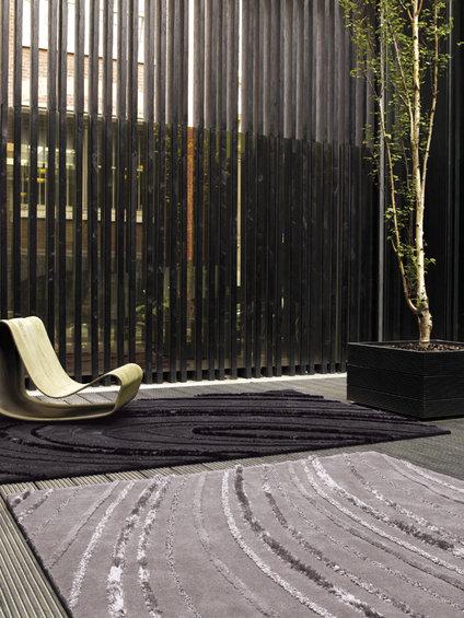 Фотография: Терраса в стиле Минимализм, Декор интерьера, Дом, Декор дома, Ковер – фото на INMYROOM