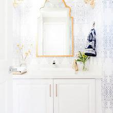 Фото из портфолио Современный богемный стиль в интерьере – фотографии дизайна интерьеров на InMyRoom.ru