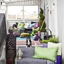 Фотография: Балкон, Терраса в стиле , Декор интерьера, Декор дома – фото на InMyRoom.ru
