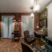 Фотография: Офис в стиле Кантри, Классический, Современный, Декор интерьера, Декор дома, Дачный ответ, Веранда – фото на InMyRoom.ru