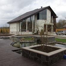 Фото из портфолио Дом в Антоновке – фотографии дизайна интерьеров на INMYROOM