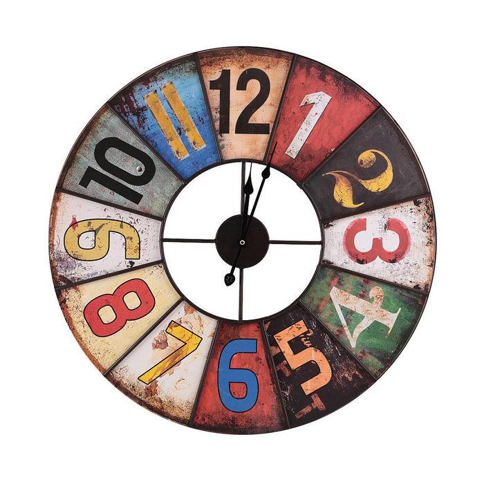 """Настенные часы """"Лофт"""""""
