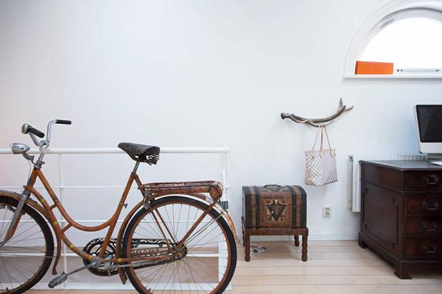 Фотография:  в стиле Лофт, Скандинавский, Дом, Дома и квартиры – фото на InMyRoom.ru
