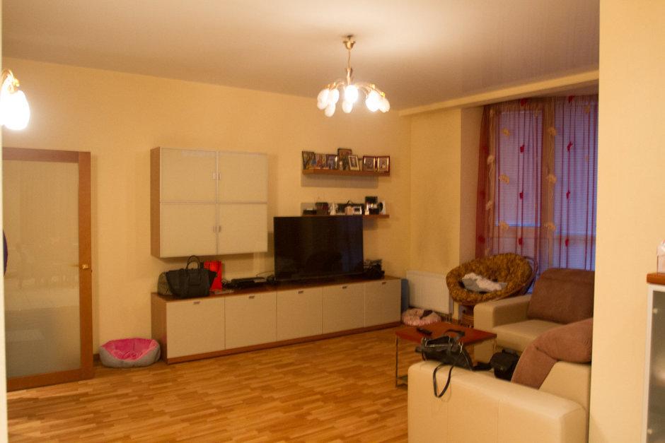 Фотография: Гостиная в стиле Современный, Эклектика, Квартира, Дома и квартиры, IKEA – фото на InMyRoom.ru