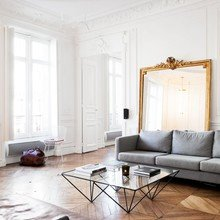 Фото из портфолио Апартаменты в Париже – фотографии дизайна интерьеров на InMyRoom.ru