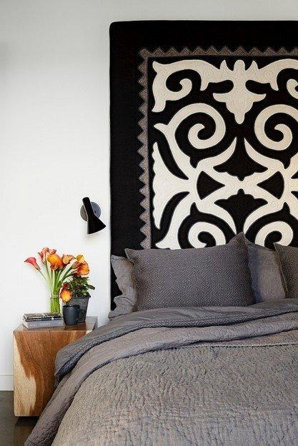 Фотография: Спальня в стиле Прованс и Кантри, Лофт, Декор интерьера, Квартира, Дома и квартиры, Нью-Йорк – фото на InMyRoom.ru