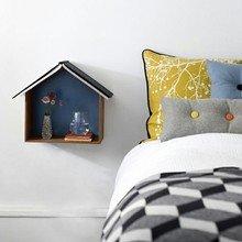 Фотография: Спальня в стиле Скандинавский, Современный, Эклектика – фото на InMyRoom.ru
