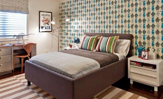 Фотография: Спальня в стиле Современный, Детская, Декор интерьера, Декор дома – фото на InMyRoom.ru