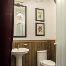 Фотография: Ванная в стиле Кантри, Дом, Проект недели, Дом и дача, Более 90 метров, Анна Васильева – фото на InMyRoom.ru