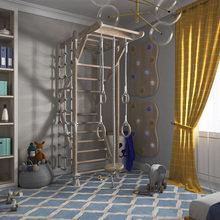 Фото из портфолио Дизайн детской комнаты – фотографии дизайна интерьеров на INMYROOM