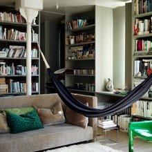 Фото из портфолио Апартаменты открытой планировки, разработанные Винсентом Ван Дюсен – фотографии дизайна интерьеров на INMYROOM