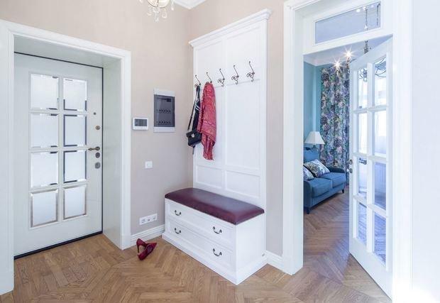 Фото из портфолио Оформление окон в небольшой квартире – фотографии дизайна интерьеров на INMYROOM