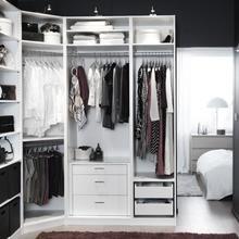 Фотография:  в стиле Современный, Гардеробная, Хранение, Интерьер комнат – фото на InMyRoom.ru