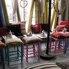 Фотография: Аксессуары в стиле Восточный, Декор интерьера, Дом, Декор дома, Цвет в интерьере – фото на InMyRoom.ru