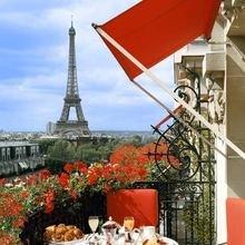 Фотография: Балкон в стиле Кантри, Дома и квартиры, Городские места, Отель – фото на InMyRoom.ru
