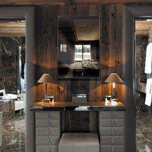 Фотография: Ванная в стиле Эклектика, Франция, Дома и квартиры, Городские места, Альпы – фото на InMyRoom.ru