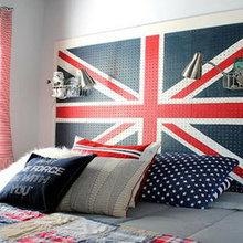 Фотография: Декор в стиле Лофт, Спальня, Декор интерьера, DIY, Мебель и свет – фото на InMyRoom.ru