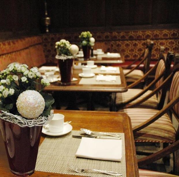 Фото из портфолио Новый год The Ritz Carlton Moscow – фотографии дизайна интерьеров на INMYROOM