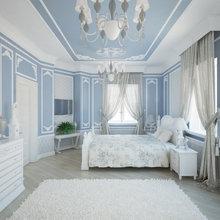 Фото из портфолио Дом с элементами классики – фотографии дизайна интерьеров на INMYROOM