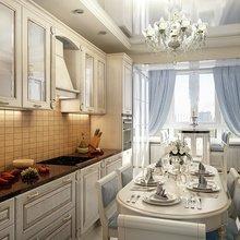 Фото из портфолио Кухня в светлых тонах. – фотографии дизайна интерьеров на INMYROOM