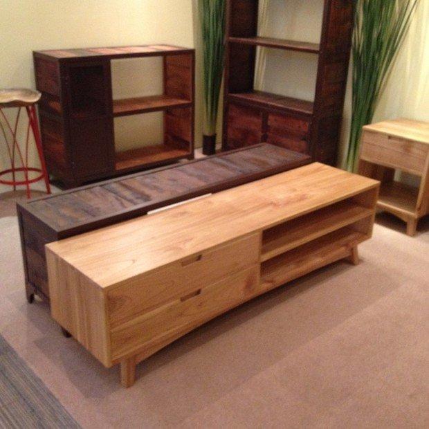 Фотография: Мебель и свет в стиле Эко,  – фото на INMYROOM