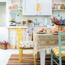 Фото из портфолио Идеи для маленькой кухни – фотографии дизайна интерьеров на INMYROOM