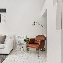 Фото из портфолио Спальня-чердак, или Антресоль в интерьере – фотографии дизайна интерьеров на InMyRoom.ru