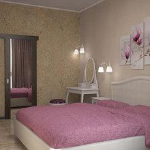 Фото из портфолио Спальня в стиле современная классика – фотографии дизайна интерьеров на InMyRoom.ru