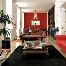 Фотография: Гостиная в стиле Эклектика, DIY, Португалия, Дома и квартиры, Городские места, Хостел, Стрит-арт, Лиссабон – фото на InMyRoom.ru