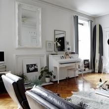 Фото из портфолио  Квартира заядлого путешественника в Нью-Йорке – фотографии дизайна интерьеров на InMyRoom.ru