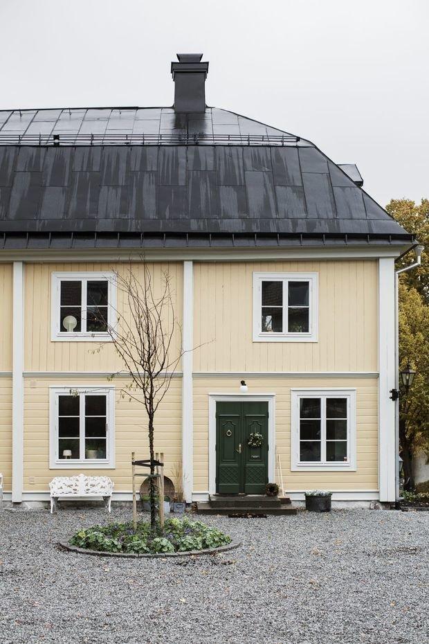 Фотография: Архитектура в стиле , Эклектика, Декор интерьера, Дом, Швеция, Винтаж, 4 и больше, Более 90 метров, переделка старого дома – фото на INMYROOM