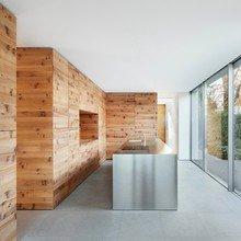 Фото из портфолио Новый дом на месте старой постройки в Дюссельдорфе – фотографии дизайна интерьеров на InMyRoom.ru